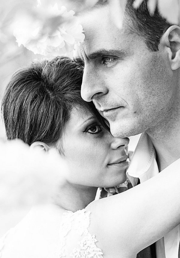 Zlatina & Milen | BW portrait