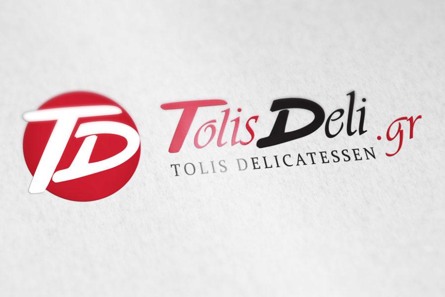 Tolis Deli logo