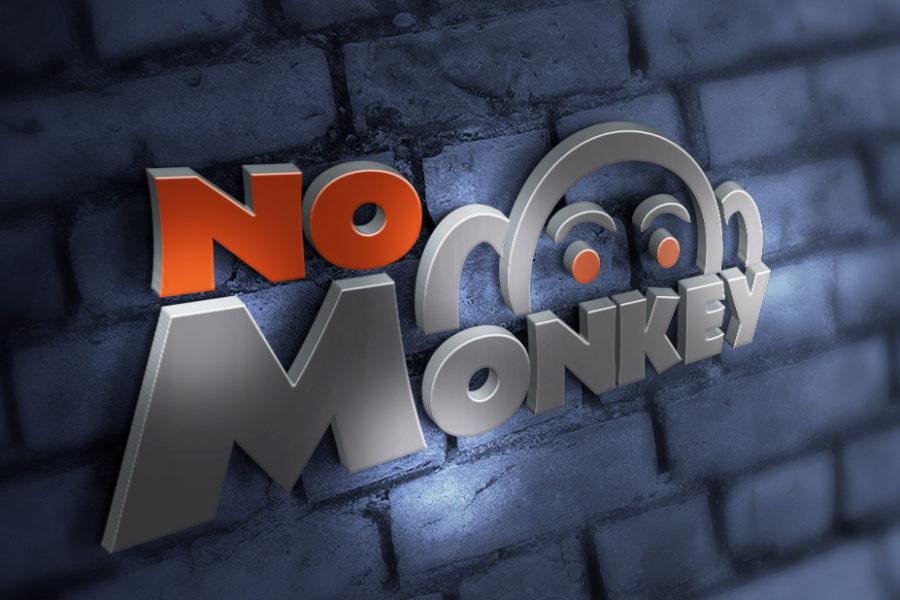 No Monkey logo