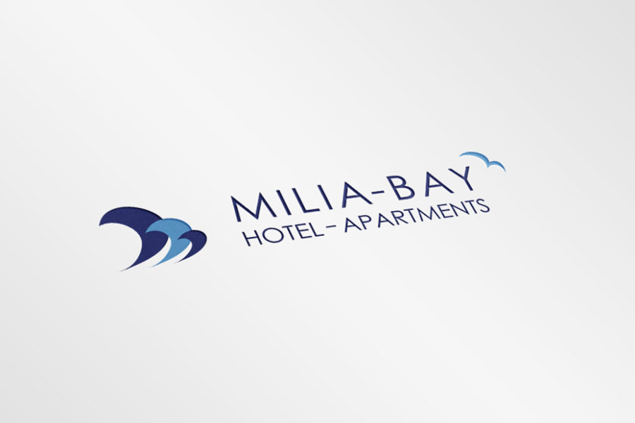 Milia Bay logo