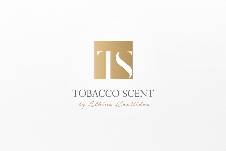 Tobacco scent logo